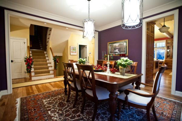 dining room decorating ideas and designs Remodels Photos Ascent Custom HomesWaukesha Wisconsin United States contemporary-dining-room-001