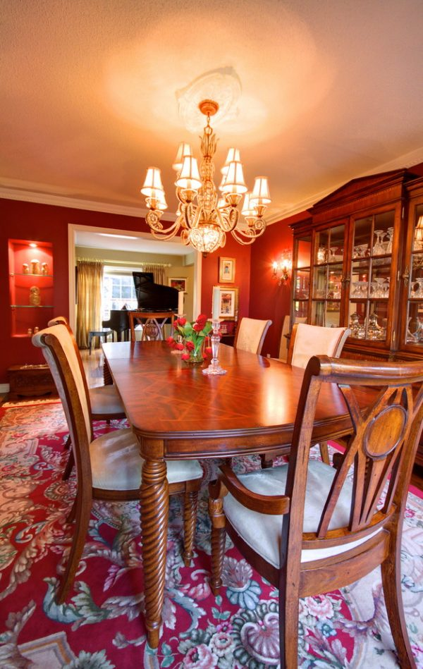 dining room decorating ideas and designs Remodels Photos Avalon Interiors Thornhill Ontario Canada traditional-dining-room-001