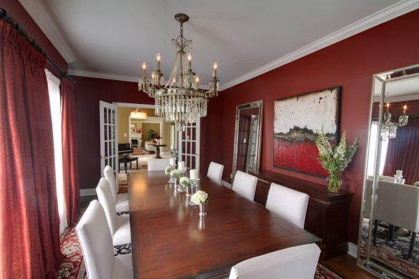 dining room decorating ideas and designs Remodels Photos Avalon Interiors Thornhill Ontario Canada traditional-dining-room