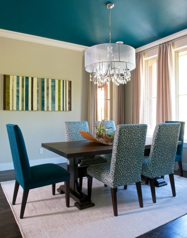 dining room decorating ideas and designs Remodels Photos Barbara Gilbert Interiors Dallas Texas United States contemporary-dining-room-001