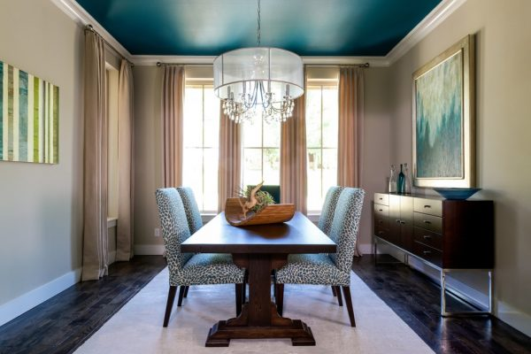 dining room decorating ideas and designs Remodels Photos Barbara Gilbert Interiors Dallas Texas United States contemporary-dining-room