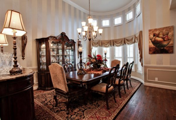 dining room decorating ideas and designs Remodels Photos Barbara Gilbert Interiors Dallas Texas United States traditional-dining-room