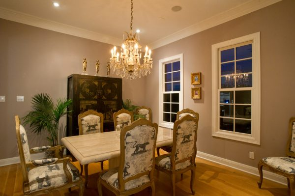dining room decorating ideas and designs Remodels Photos Bates Design Associates Austin Texas United States transitional-dining-room-002