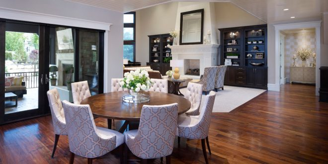 dining room decorating ideas and designs Remodels Photos Joe Carrick DesignSpanish Fork Utah United States transitional-dining-room