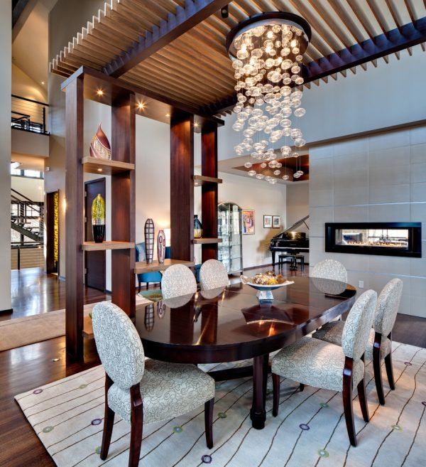 dining room decorating ideas and designs Remodels Photos Johnston Design Group Greenville South Carolina United States contemporary-dining-room-001
