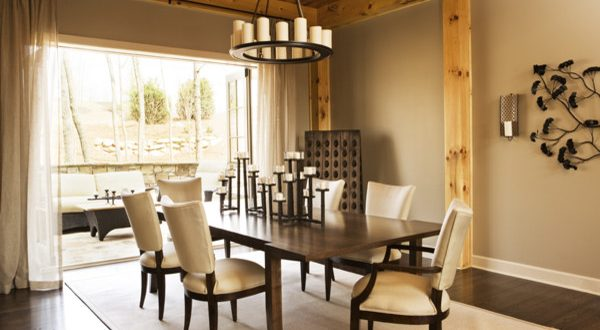 dining room decorating ideas and designs Remodels PhotosJohnston Design GroupGreenville South Carolina United States traditional