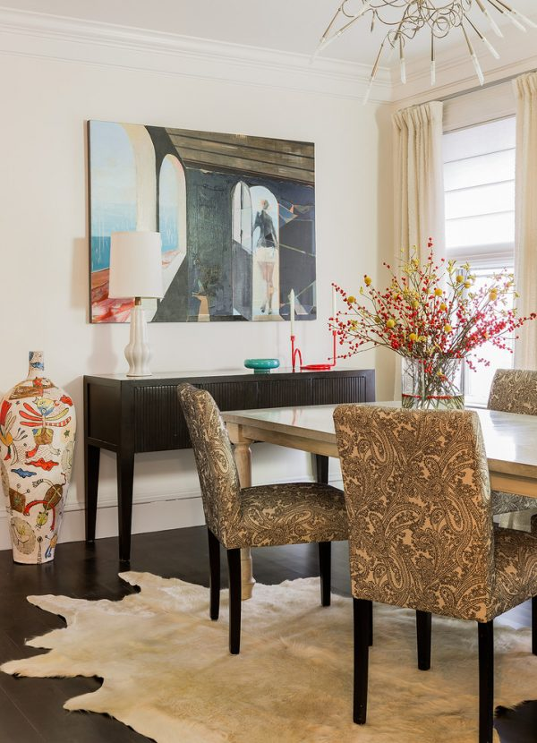 dining room decorating ideas and designs Remodels Photos S+H Construction Cambridge Massachusetts United States contemporary-dining-room-001