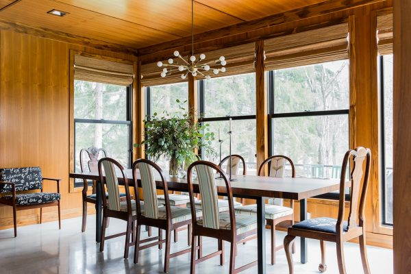 dining room decorating ideas and designs Remodels Photos S+H Construction Cambridge Massachusetts United States transitional-dining-room-001