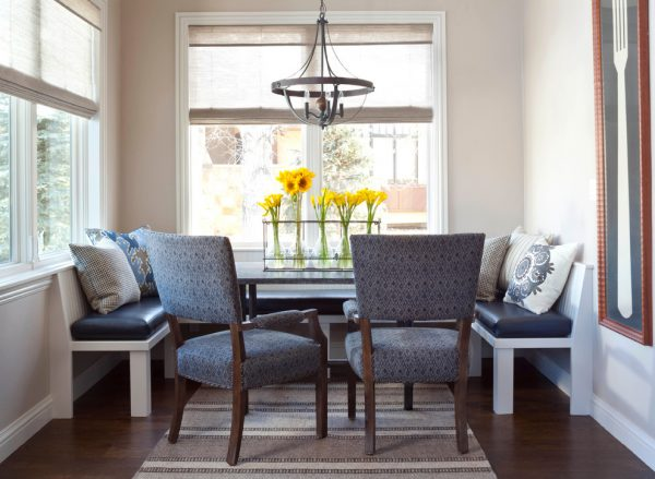 dining room decorating ideas and designs Remodels Photos ashley campbell interior design Denver Colorado United States transitional-dining-room-001