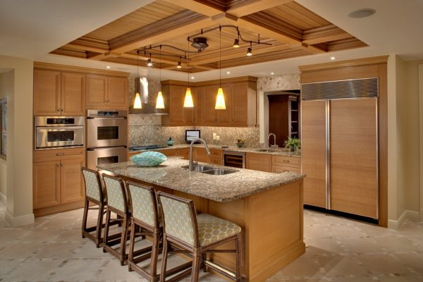 kitchen decorating ideas and designs Remodels Photos 41 West Naples Florida United States beach-style-kitchen