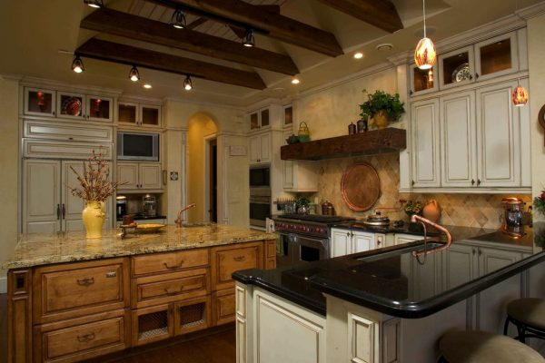 kitchen decorating ideas and designs Remodels Photos 41 West Naples Florida United States mediterranean-kitchen-003