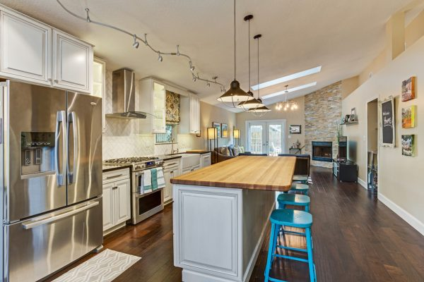 kitchen decorating ideas and designs Remodels Photos A.Clore Interiors Sanford Florida United States transitional-kitchen-001