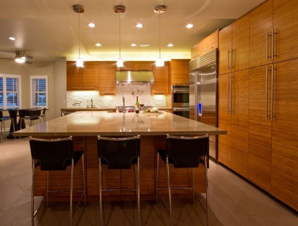 kitchen decorating ideas and designs Remodels Photos AB Design Elements, LLC Scottsdale Arizona United States contemporary-kitchen-001