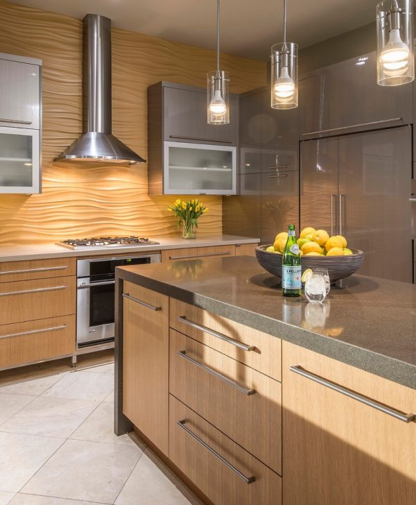 kitchen decorating ideas and designs Remodels Photos AB Design Elements, LLC Scottsdale Arizona United States contemporary-kitchen-007
