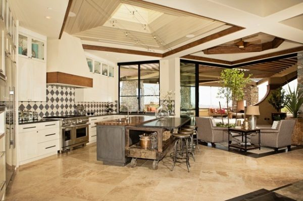 kitchen decorating ideas and designs Remodels Photos AB Design Elements, LLC Scottsdale Arizona United States transitional-dining-room