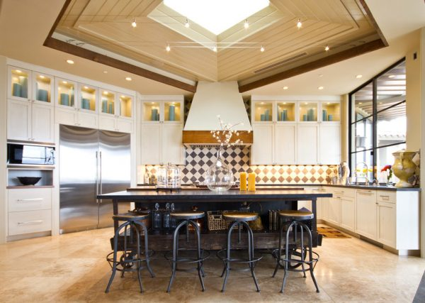 kitchen decorating ideas and designs Remodels Photos AB Design Elements, LLC Scottsdale Arizona United States transitional-kitchen-001