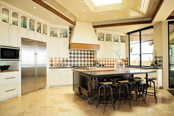 kitchen decorating ideas and designs Remodels Photos AB Design Elements, LLC Scottsdale Arizona United States transitional-kitchen-002