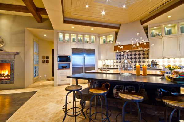 kitchen decorating ideas and designs Remodels Photos AB Design Elements, LLC Scottsdale Arizona United States transitional-kitchen