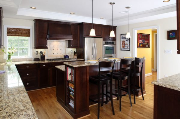 kitchen decorating ideas and designs Remodels Photos AHMANN LLC University Park Univers Maryland United States contemporary-kitchen-002