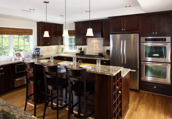 kitchen decorating ideas and designs Remodels Photos AHMANN LLC University Park Univers Maryland United States contemporary-kitchen-005