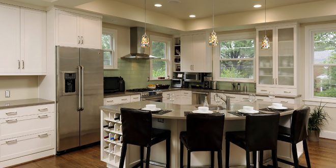 Kitchen decorating and designs by ahmann llc university - University of maryland interior design ...