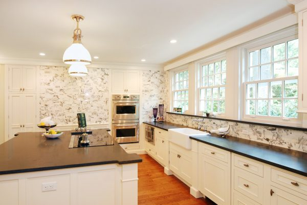 kitchen decorating ideas and designs Remodels Photos AMI Designs Huntington New York United States transitional-kitchen-002