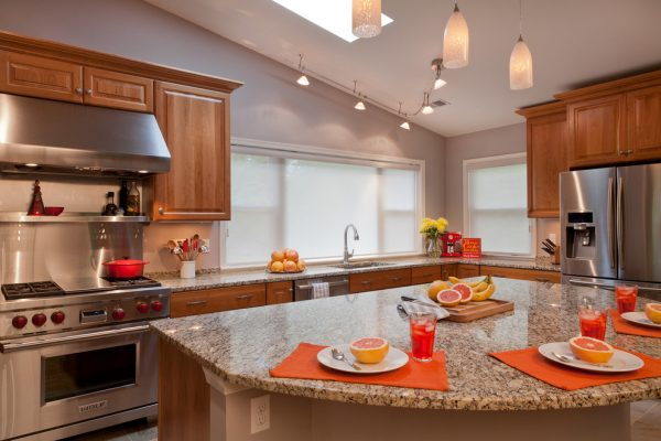 kitchen decorating ideas and designs Remodels Photos ART Design Build Bethesda Maryland United States contemporary-kitchen-003