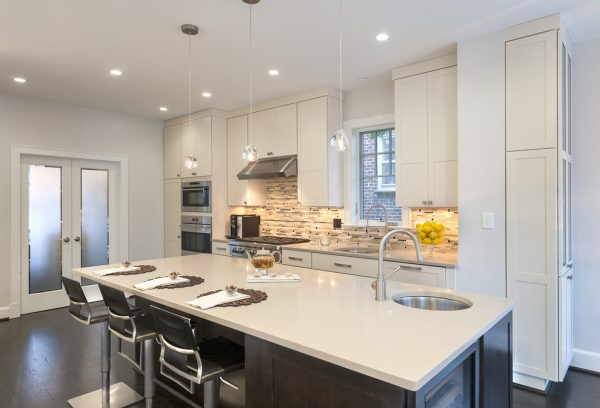 kitchen decorating ideas and designs Remodels Photos ART Design Build Bethesda Maryland United States contemporary-kitchen
