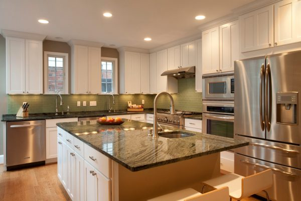 kitchen decorating ideas and designs Remodels Photos ART Design Build Bethesda Maryland United States traditional-kitchen-006