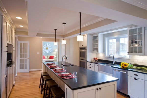 kitchen decorating ideas and designs Remodels Photos ART Design Build Bethesda Maryland United States traditional-kitchen-008