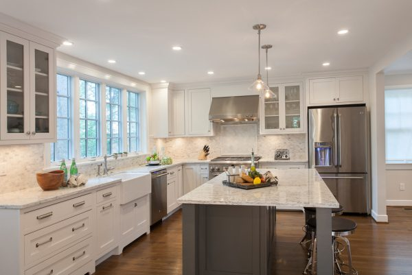 kitchen decorating ideas and designs Remodels Photos ART Design Build Bethesda Maryland United States traditional-kitchen-010