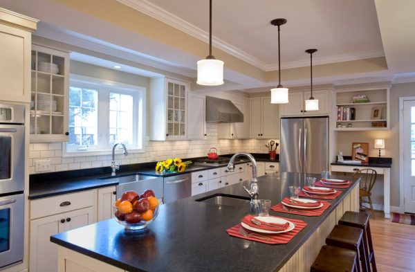 kitchen decorating ideas and designs Remodels Photos ART Design Build Bethesda Maryland United States traditional-kitchen-011