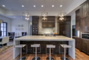 Kitchen Decorating and Designs by Adam Wilson Custom Homes - San Antonio, Texas, United States