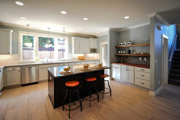 kitchen decorating ideas and designs Remodels Photos Amy Troute Inspired Interior Design Portland Oregon United States contemporary-kitchen-001