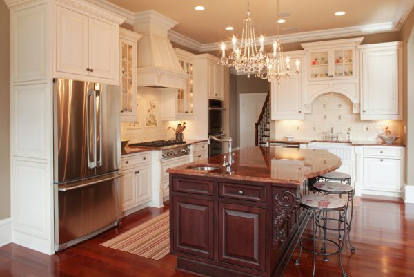 kitchen decorating ideas and designs Remodels Photos Amy Tyndall Design Wilmington, NC Carolina United States traditional-kitchen-002