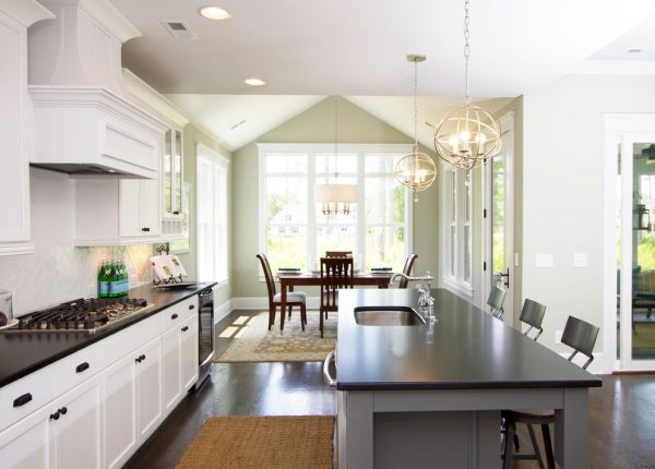 kitchen decorating ideas and designs Remodels Photos Amy Tyndall Design Wilmington, NC Carolina United States transitional