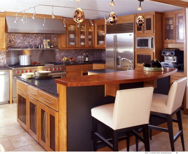 kitchen decorating ideas and designs Remodels Photos Andrea Schumacher Interiors Denver Colorado United States contemporary-kitchen
