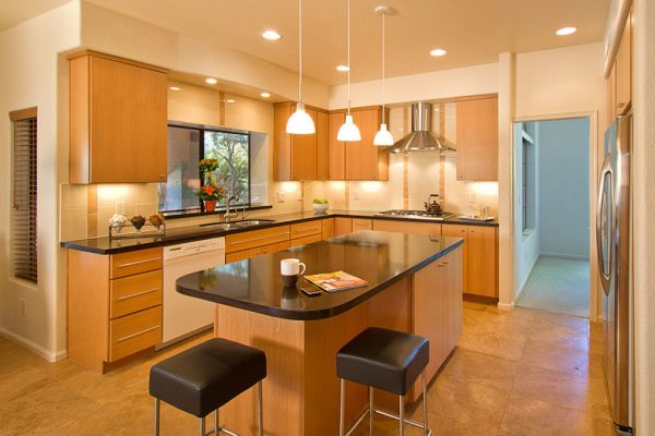 kitchen decorating ideas and designs Remodels Photos Arizona Designs Kitchens and Baths Tucson Arizona United States contemporary-kitchen-012