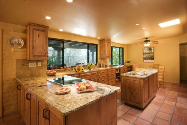 kitchen decorating ideas and designs Remodels Photos Arizona Designs Kitchens and Baths Tucson Arizona United States mediterranean-kitchen