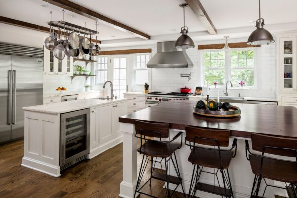 kitchen decorating ideas and designs Remodels Photos Bartelt Delafield Wisconsin United States farmhouse-kitchen-001