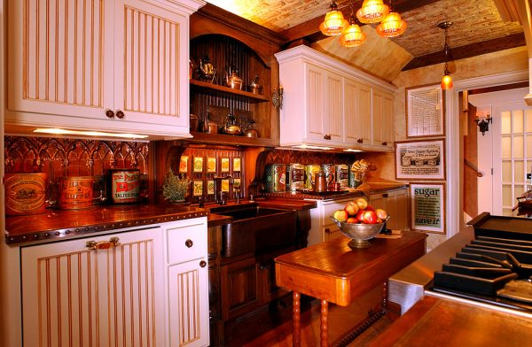 kitchen decorating ideas and designs Remodels Photos Bartelt Delafield Wisconsin United States traditional-basement