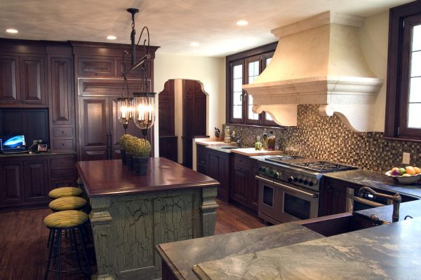 kitchen decorating ideas and designs Remodels Photos Bartelt Delafield Wisconsin United States traditional-kitchen-004