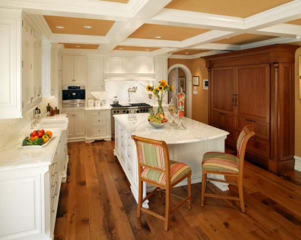 kitchen decorating ideas and designs Remodels Photos Bruce Palmer Design Studio Wilmington Delaware United States traditional-kitchen-001