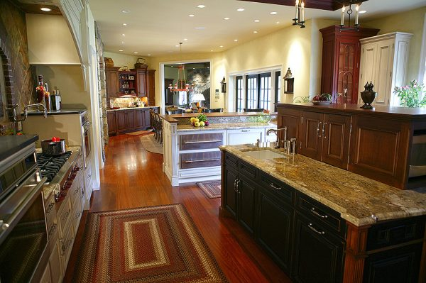 kitchen decorating ideas and designs Remodels Photos Bruce Palmer Design Studio Wilmington Delaware United States traditional-kitchen-002