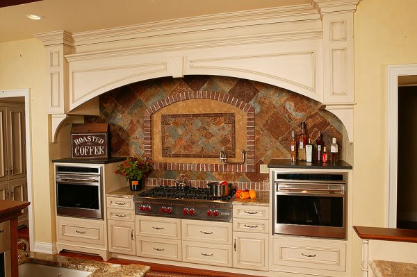 kitchen decorating ideas and designs Remodels Photos Bruce Palmer Design Studio Wilmington Delaware United States traditional-kitchen-004