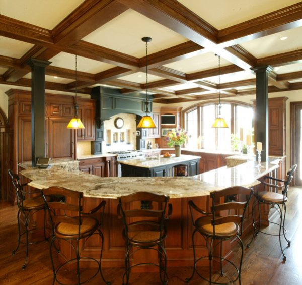 kitchen decorating ideas and designs Remodels Photos Bruce Palmer Design Studio Wilmington Delaware United States traditional-kitchen