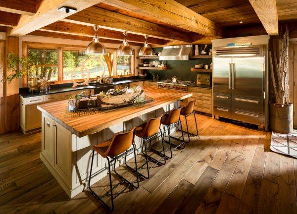 kitchen decorating ideas and designs Remodels Photos ashley campbell interior design Denver Colorado United States rustic-kitchen-001