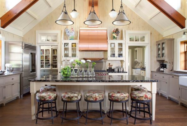 kitchen decorating ideas and designs Remodels Photos ashley campbell interior design Denver Colorado United States rustic-kitchen