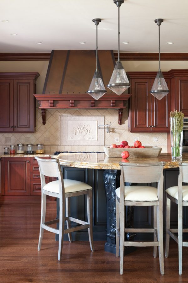 kitchen decorating ideas and designs Remodels Photos ashley campbell interior design Denver Colorado United States traditional-kitchen
