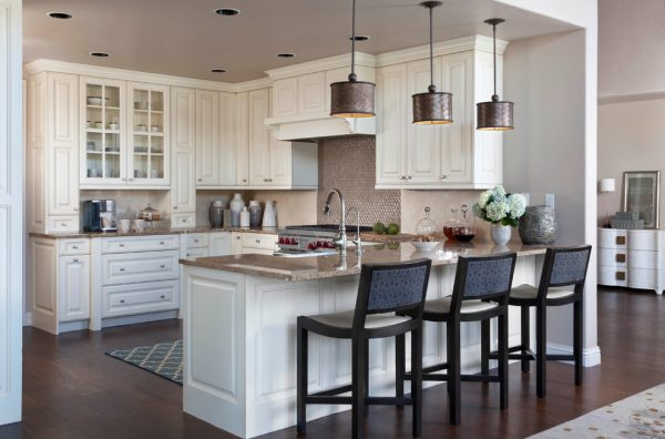 kitchen decorating ideas and designs Remodels Photos ashley campbell interior design Denver Colorado United States transitional-kitchen-001